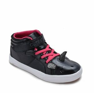 Other - Girls Toddlers Hi -Top Unicorns Sneakers